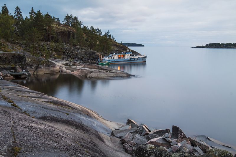 Ladoga lakephoto preview