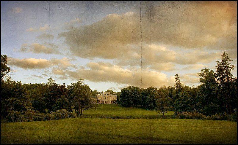 парк,  деревья,  усадьба Как в старину...photo preview