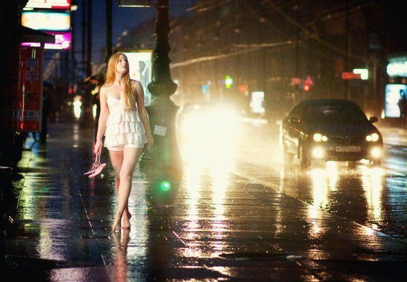 wwwest Ночной летний дождьphoto preview