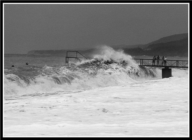 волна, море Застоялись..photo preview