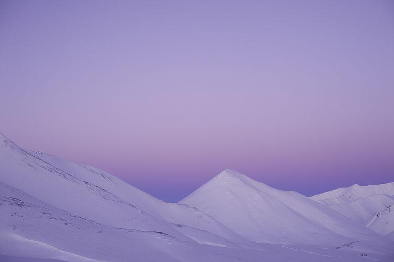 Арктика, Чукотка, Север В розовых тонахphoto preview