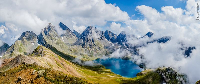 Озеро Тобаварчхилиphoto preview