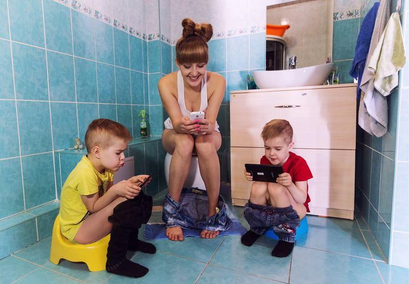 дети, интернет, зависимость Поколение нового вируса!photo preview
