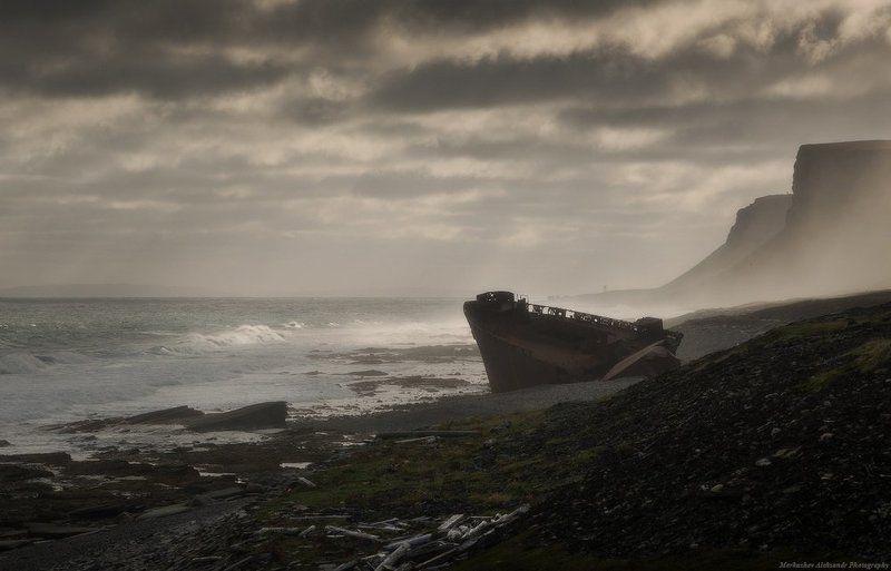 заполярье, кильдин, остров, баренцево море Забытый Кильдинphoto preview