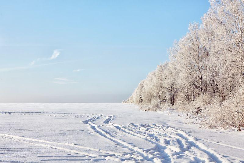 Зимний деньphoto preview