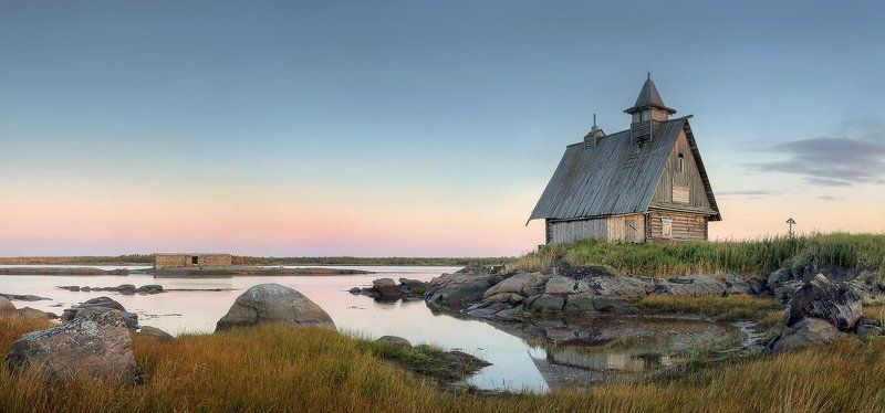На берегу Белого моря..photo preview