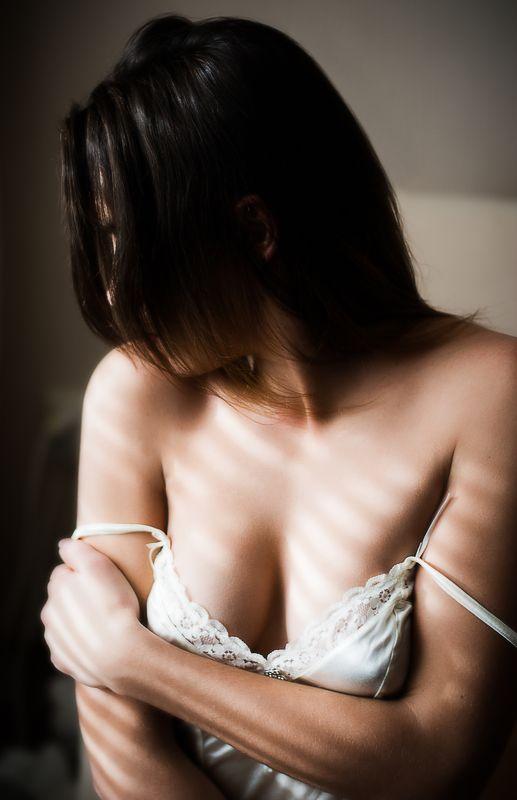 девушка, нежность, обнажение, красота, естественность Оляphoto preview