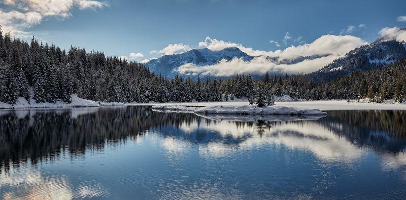 Зимние отраженияphoto preview