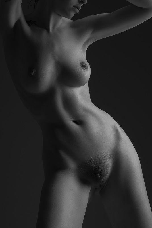 nude, , nudeart, bw, naked, figure, torso, girl, woman Torso 9705photo preview