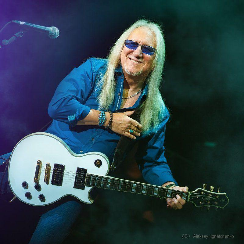 Мик Бокс (Uriah Heep)photo preview