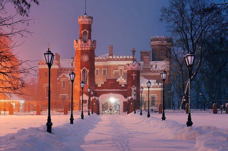 воронеж Замок Олденбургских.photo preview