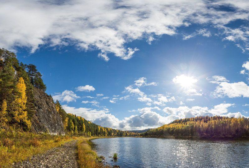 усть-койва, пермский край, урал, осень Усть-Койваphoto preview