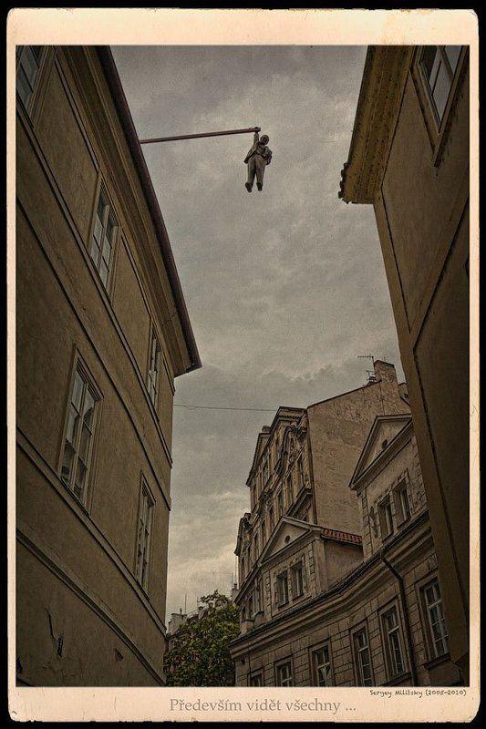 Прага в открытках - 2photo preview