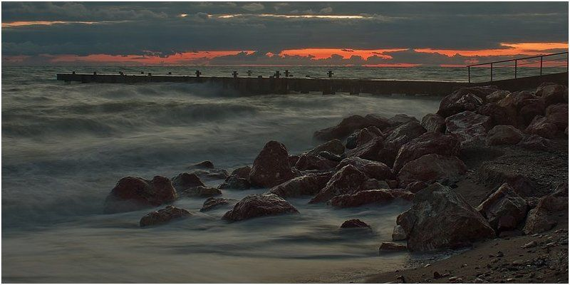 крым, море, закат, николавека Yet another sunsetphoto preview