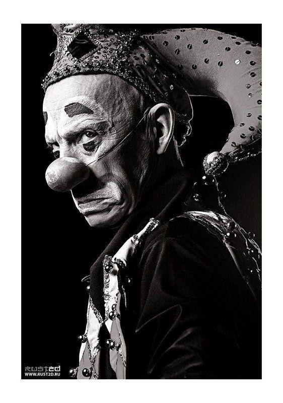rust2d, clown Clownphoto preview