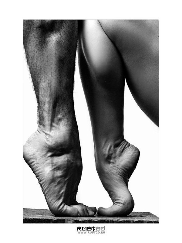 Dancer\'s Feetphoto preview