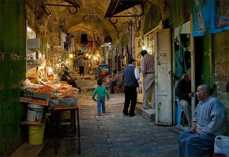 Краски старого рынка.photo preview
