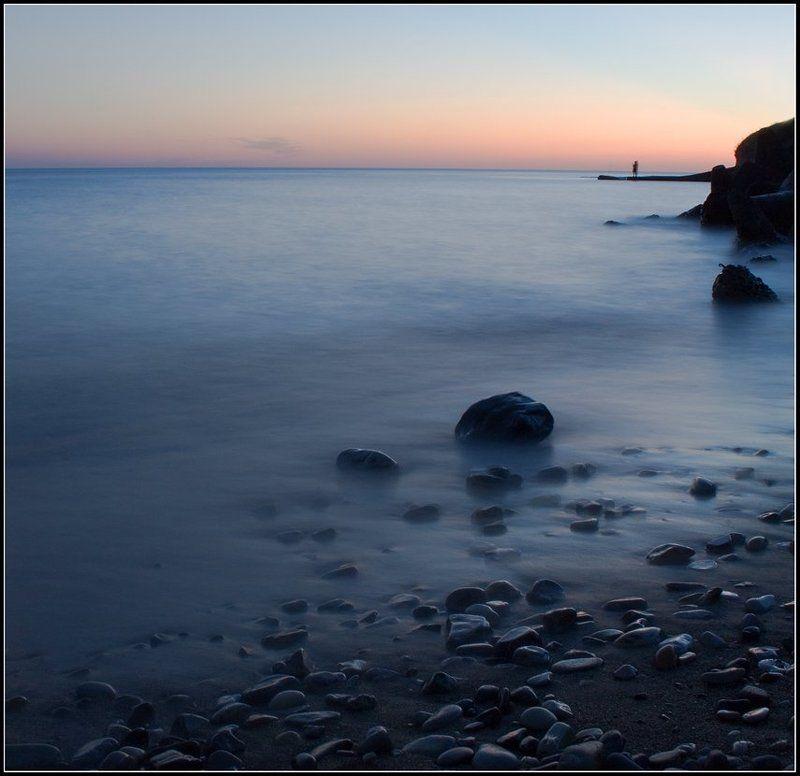черное,море Морская вечерняя.photo preview