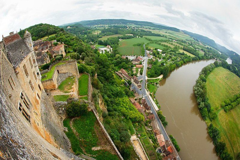 france, dordogne, beynac The Round World *Chateaux  Beynac*photo preview