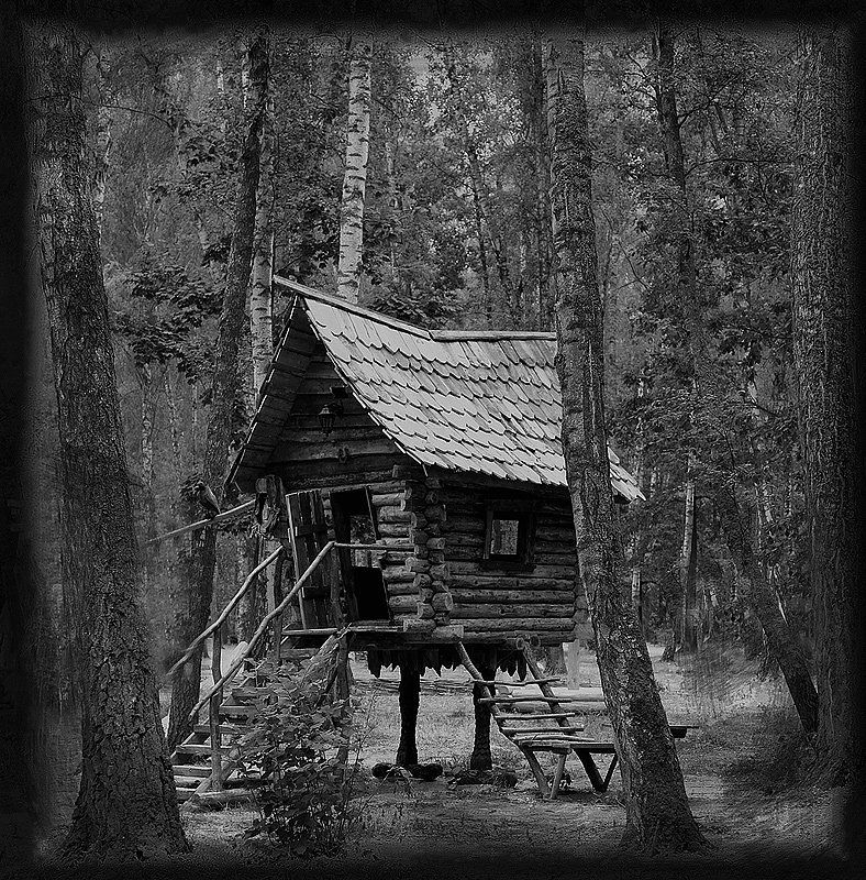 The Baba Yaga apartmentphoto preview