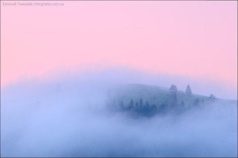 Туманный закатphoto preview