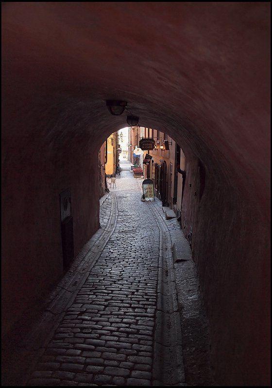 швеция, стокгольм Стокгольм. В узких улочках (2)photo preview