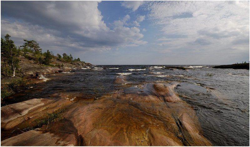ладожское, озеро Ладога-мореphoto preview