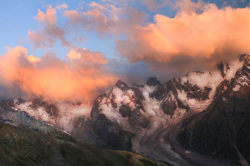джан - туган, рассвет, солнце Джан - Туган на рассветеphoto preview