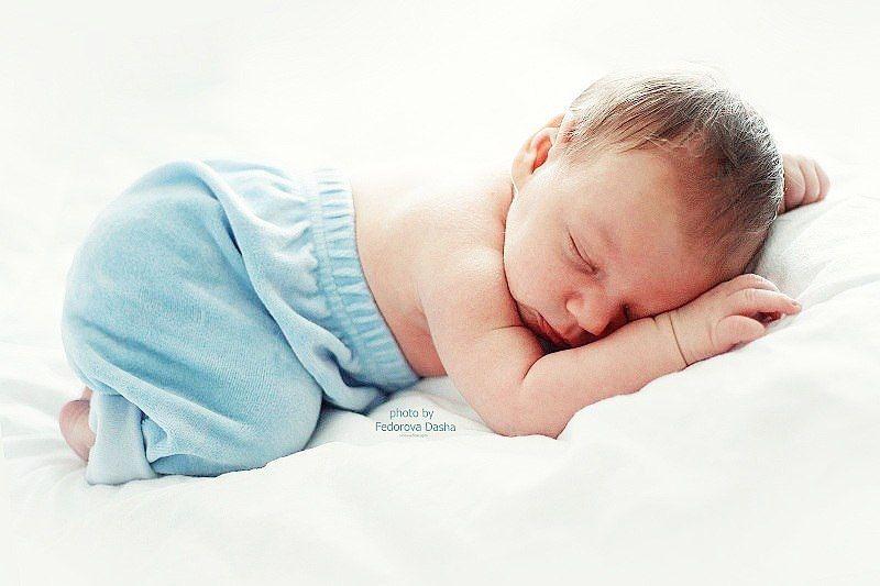 младенец, дети, дом, мальчик Крошкаphoto preview