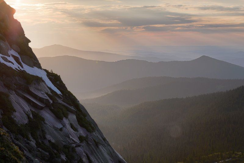 Горизонты, Лето, Национальный парк Ергаки, Саяны Горизонтыphoto preview