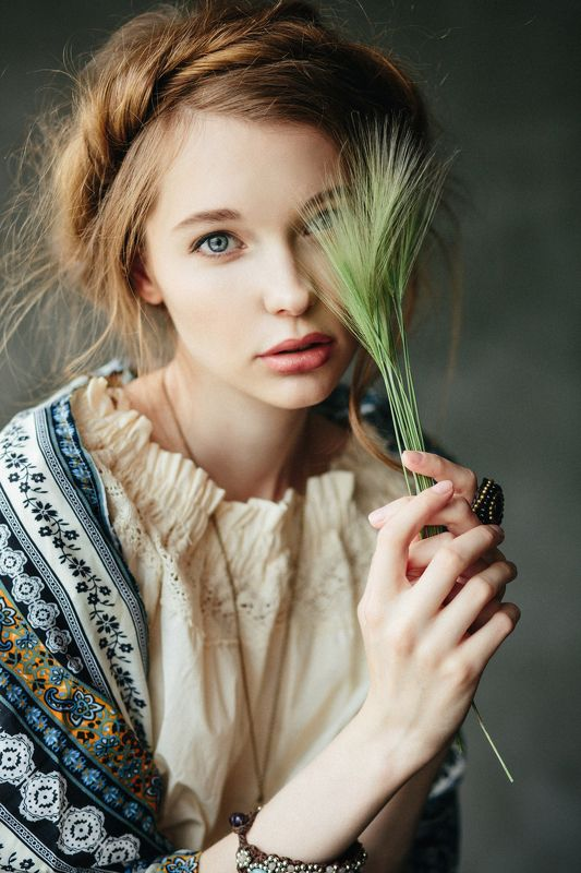 studio, girl, beauty, boho,pretty,light,day Кристи 2photo preview