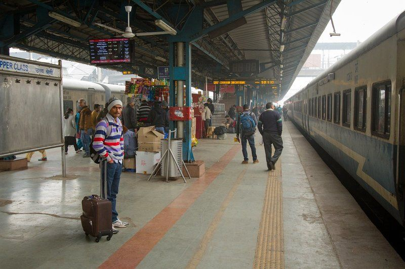 Немного о железных дорогахphoto preview