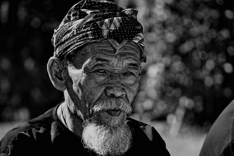 #portrait #black & white #grandfather #face Grandfatherphoto preview