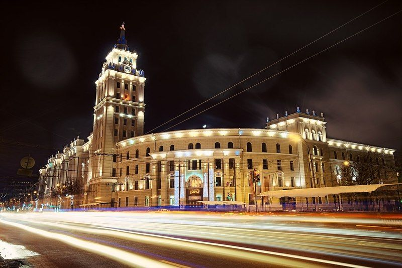 пейзаж,город,воронеж, Воронежphoto preview