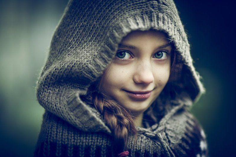 #portrait #girl #child В.photo preview
