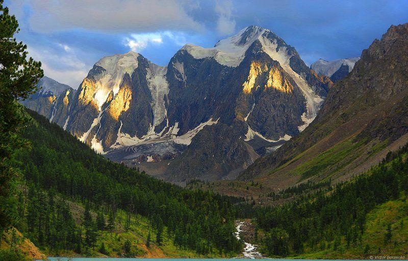 Алтай, Красавица, Мечта, Сказка, Шавлинские озера Про изменчивую погоду...photo preview