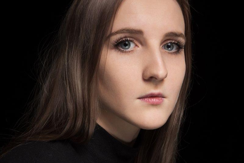 девушка, портрет, студия Иринаphoto preview