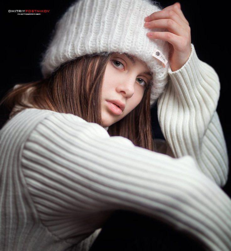 портрет,девушка,студия, Настя.photo preview