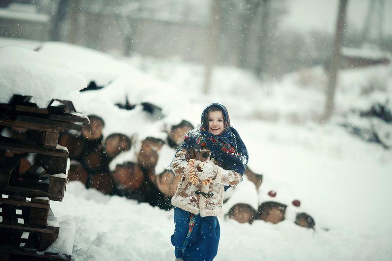 зима, снег зимушка зимаphoto preview