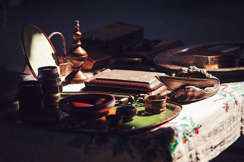 сростки, рынок, старинные вещи * * *photo preview