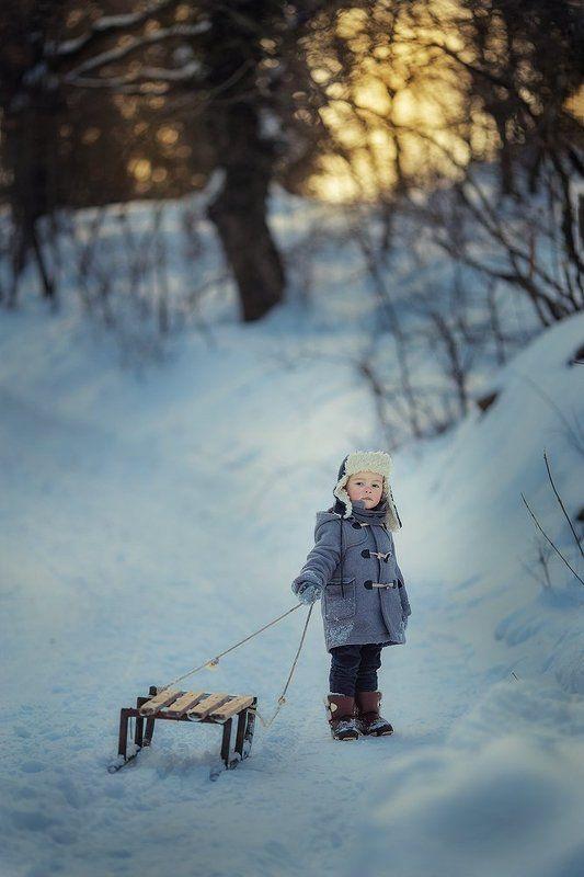 портрет семья дети ребенок Мужичокphoto preview