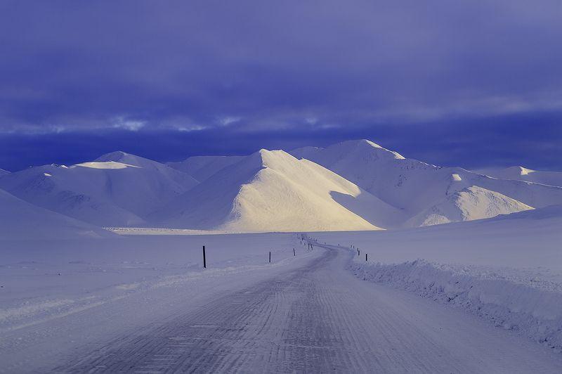 Арктика, Чукотка, север Рассветphoto preview