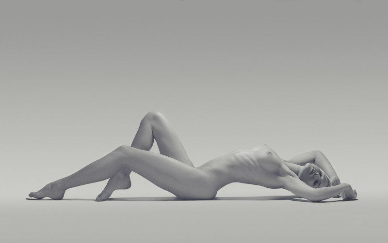 nu. b&w. beauty. girl. glamour. nude Classicalphoto preview