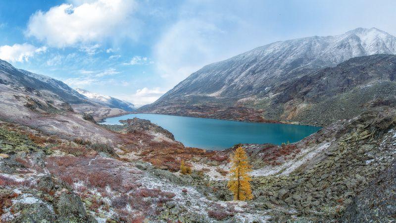 Озеро Акчан, Алтайphoto preview