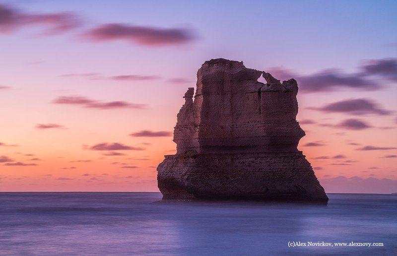 landscape australia  Когда скала расправит парусаphoto preview