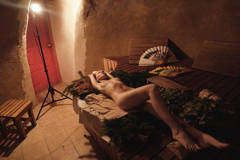 ню, nu, nude, баня, девушка,  Парениеphoto preview