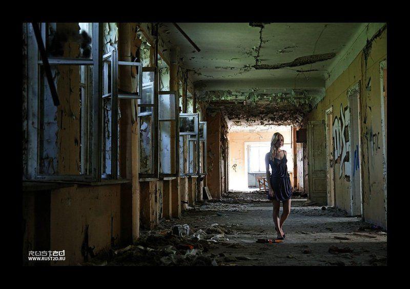 sasha, silver, rust2d Asylum-2photo preview
