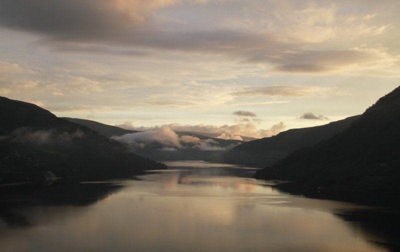 норвегия Вечер на фьйордахphoto preview