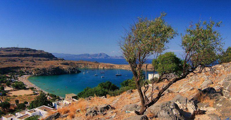 Скушные пейзажи Грецииphoto preview