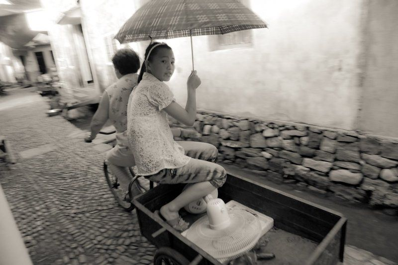По улочкам старого Китаяphoto preview